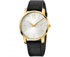 Calvin Klein K2G2G5C6 City Date Mens Watch