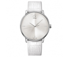 Calvin Klein K2Y2X1KW Mens Silver Round Stainless Steel Watch