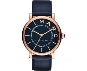 Marc Jacobs MJ1534 Roxy Navy Blue Dial Ladies Leather Watch