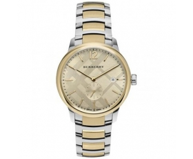 Burberry bu10011 Classic Round Mens Watch