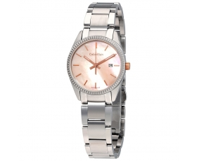 Calvin Klein K5R33B4H Alliance Mother of Pearl Dial Ladies Watch