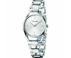 Calvin Klein K7L23146 Dainty Collection Silver Tone Women's Watch