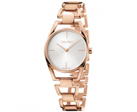 Calvin Klein K7L23646 Dainty Rose Gold Plated Women's Watch