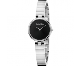 Calvin Klein K8G23141 Authentic Black Dial Women's Watch