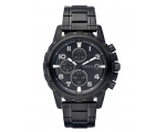 Fossil BQ2067 Black Dial Stainless Steel Strap M..