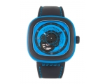 Sevenfriday p1-04 Industrial Essence Blue Automa..