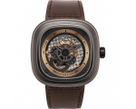 Sevenfriday p2-01 P-Series Industrial Brown Auto..