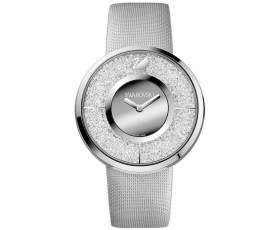 Swarovski 1135990 Crystalline Silver Dial Swiss Made Women's Watch
