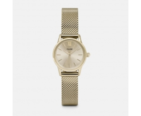 Cluse CL50003 La Vedette Gold Stainless Steel Ladies Mesh Watch
