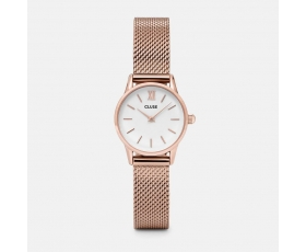 Cluse CL50006 La Vedette Rose Tone Stainless Steel Mesh Ladies Watch
