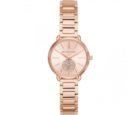 Michael Kors MK3839 Petite Portia Rose Gold Tone Women's Watch