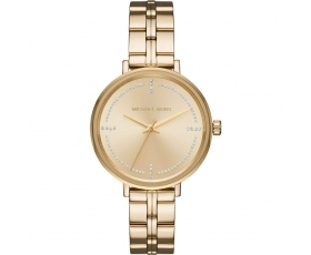 Michael Kors MK3792 Bridgette Gold Tone Stainless Steel Women's Watch