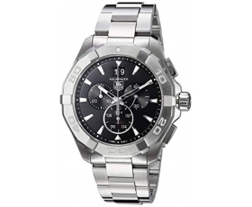 Tag Heuer cay1110.ba0928 Aquaracer Chronograph Black Dial Men's Watch