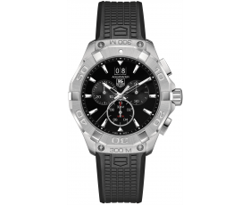 Tag Heuer cay1110.ft6041 Aquaracer Chronograph Black Dial Men's Watch