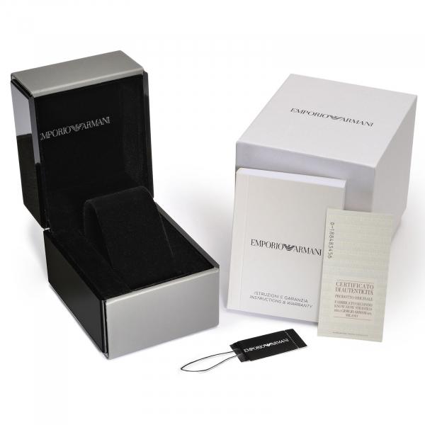 56aab8d2 Emporio Armani Women's AR5906 Fashion Black Dial Watch