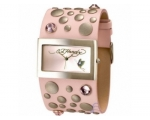 Ed Hardy EDLC-PG Ladies Lovechild Pink Dial and ..