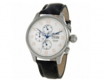 Ingersoll IN3900SL Apache Mens White Dial Black ..