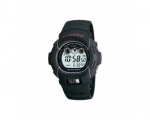 Casio G-Shock Gents Chrono Digital Black Strap W..
