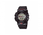 Casio G-Shock Mens Chrono Digital Black Strap Wa..