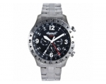 Ingersoll IN3206BKMB Mens Columbus Black Dial St..