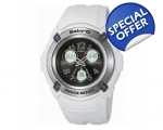 Casio Ladies Baby-G Chrono Digital & Analogue Wa..