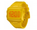 LED   LED-YW-STP Unisex Digital Yellow Dial And ..