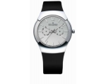 Skagen Black Label 583XLSLC Mens Swiss Chrome Bl..