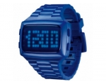 LED   LED-BE-STP - Unisex Digital Blue Dial And ..
