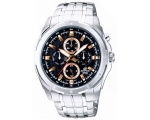 Casio Edifice EF-328D-1AVEF Quartz Watch Steel B..
