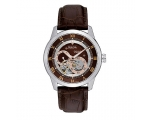Bulova Watches 96A120 Mens Automatic Brown Watch