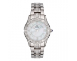 Bulova 96L116 Women's Crystal Diamond Set Bezel ..