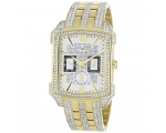 Bulova Men's 98C109 Crystal Striking Visual Desi..