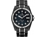 Bulova Watches 98D107 Mens Marine Star Diamond W..