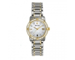 Bulova 98R107 Diamond Stainless Steel Ladies Watch