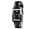 New Armani AR0144 -  Ladies Classic Leather Stra..
