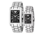 Emporio Armani AR0156 and AR0157 - Armani His an..