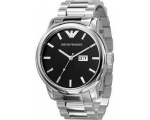 Emporio Armani Men's 'Classic' Stainless Steel W..