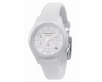 Emporio Armani AR1431 Ladies White Ceramic White..