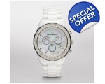 Emporio Armani AR1456 Latest Model Ladies White ..