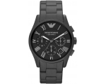 Emporio Armani AR1457 Latest Men's Black Ceramic..