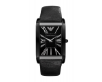 Emporio Armani Men's Ar2060 Super Slim Black Dia..