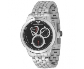 New Emporio Armani EA Men Watch Meccanico AR4605