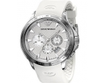 Emporio Armani AR5850 White Chrono Sports Design..