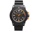 Emporio Armani Sportivo Watches AR5969 Mens Blac..