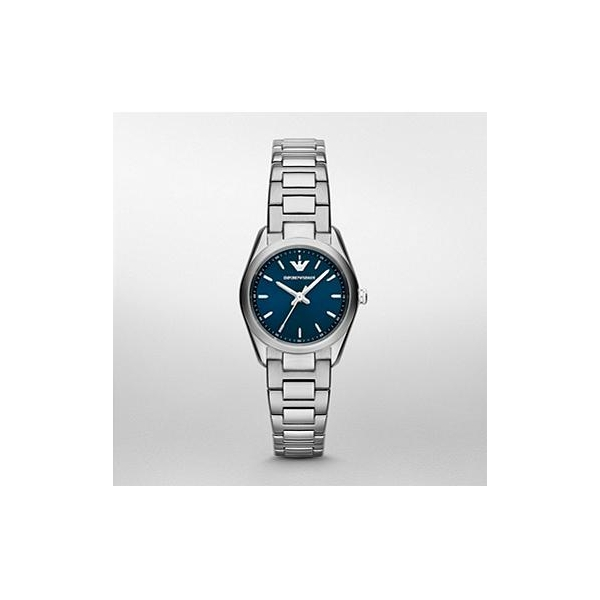6593ee2d Emporio Armani AR6029 Ladies New Tazio Blue Face Watch