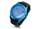 Alessandro Baldieri Blue Petrol Retrospec Watch ..