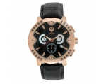 Brillier Mens Voyageur 05-33121-06 Watch