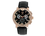 Brillier Mens Voyageur 05-31121-08 Watch