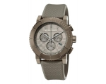 Burberry BU2302 Gents Chronograph Grey Rubber St..