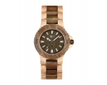Wewood Watches Date Beige Army